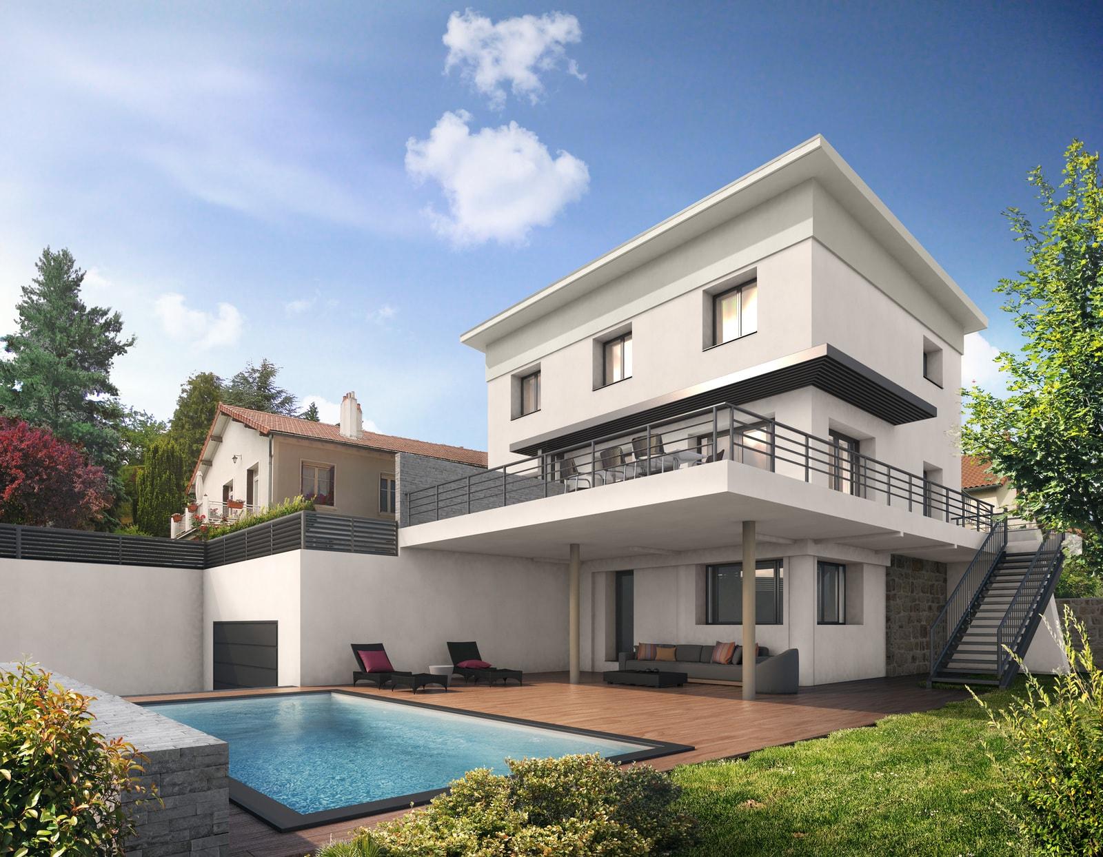 Architecte Le Puy En Velay berger granier architectes - agence pour professionnels et
